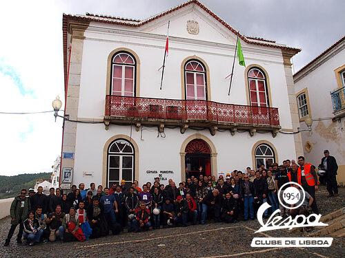 16º Iberovespa - Mértola