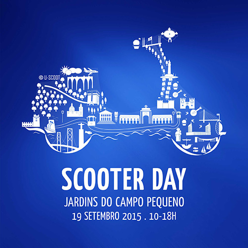 Lisboa Scooter Day 2015