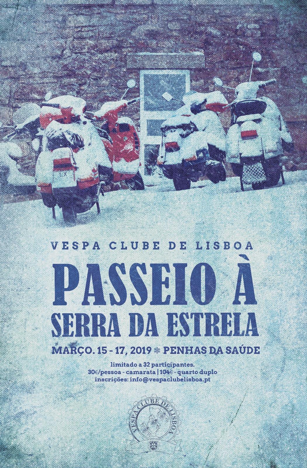 Cartaz Serra da Estrela, 2019